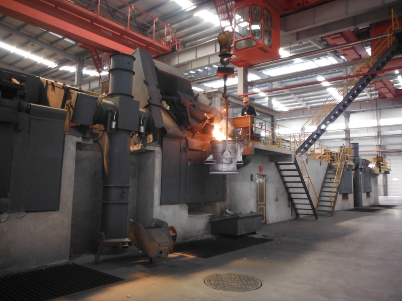 Complex Gray Ductile Iron Hydraulic Castings